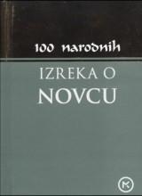 100 narodnih izreka o novcu