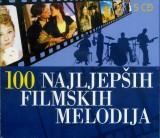 100 najljepših filmskih melodija 5 CD-a