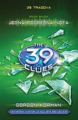 39 tragova: Jedna pogrešna nota - druga knjiga