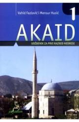 Akaid 1 udžbenik za prvi razred medrese
