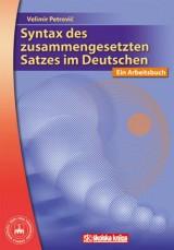 Syntax des zusammengesetzten satzes im deutschhen