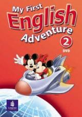 My First English Adventure Level 2 DVD