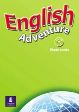 English Adventure Starter A Flashcards