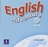 English Adventure Starter B: Class CD