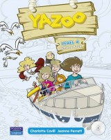 Yazoo Global Level 4 Activity Book and CD-Rom Pack