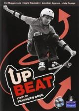 Upbeat Starter Teachers Book & Test Master Multi-ROM Pack