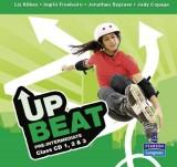 Upbeat Pre-Intermediate Class Audio CD