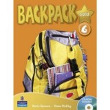 Backpack Gold 6 Student Book and CD-ROM