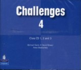 Challenges: Class CD 1-3 Level 4 Audio CD