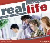 Real Life Global Pre-Intermediate Class CD 1-4