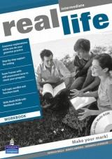 Real Life Global Intermediate Workbook