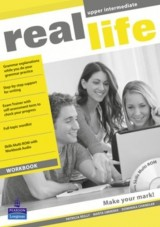 Real Life Global Upper Intermediate Workbook