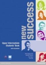 New Success Upper Intermediate Students Book & Active Book Pack