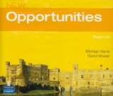 Opportunities Global Beginner Audio CD