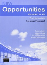 New Opportunities Global Pre-int Language Powerbook