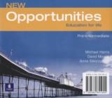 Opportunities Global Pre-Intermediate: Class CD