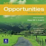 Opportunities Global Intermediate Class CD