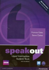 Speakout Upper-Intermediate Students Book and DVD/Active Book Multi Rom Pack