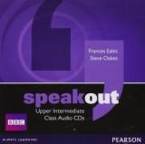 Speakout Upper Intermediate Class CD (x2)