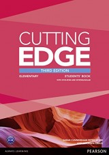 Cutting Edge Elementary Students Book and DVD Pack