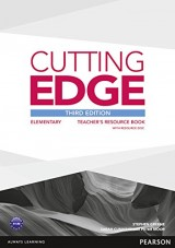 Cutting Edge Elementary Teachers Book with Teachers Resources Disk Pack