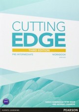 Cutting Edge: Pre-Intermediate Workbook with Key