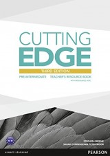 Cutting Edge: Pre-Intermediate Teachers Book and Teachers Resource Disk Pack