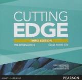 Cutting Edge Pre-Intermediate Class CD