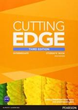 Cutting Edge Intermediate Students Book and DVD Pack