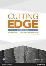 Cutting Edge: Intermediate Teachers Book and Teachers Resource Disk Pack