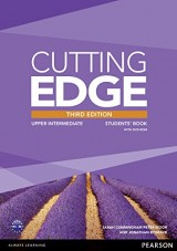 Cutting Edge Upper Intermediate Students Book and DVD Pack