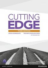 Cutting Edge: Upper Intermediate Teachers Book and Teachers Resource Disk Pack