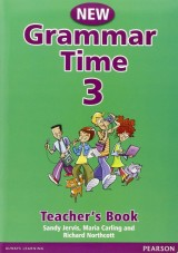 Grammar Time: Teachers Book Level 3