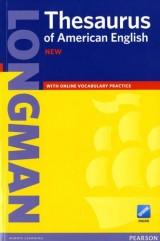 Longman Thesaurus of American English Paper & Online (K-12) (American Thesaurus)