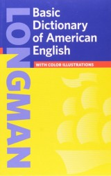 Longman Basic Dictionary of American English (American Basic Dictionary) With Color Illustrations