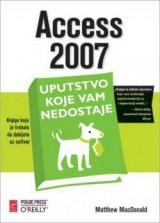 Access 2007: uputstvo koje vam nedostaje
