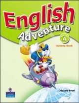 English Adventure Starter A, Activity Book
