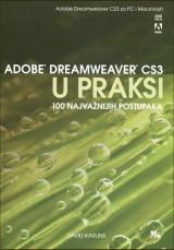 Adobe Dreamweaver CS3 u praksi - 100 najvažnijih postupaka