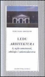 Ledu Arhitektura iz ugla umetnosti