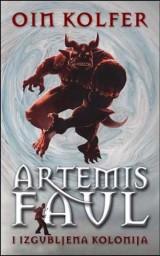 Artemis Faul i izgubljena kolonija