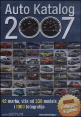 Auto katalog 2007 na CD-u, bonus  wallpapers & games