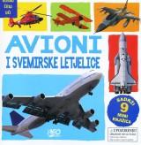 Avioni i svemirske letjelice - Sadrži 9 mini knjižica