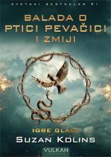 Igre gladi - Balada o ptici pevačici i zmiji, knjiga četvrta