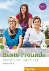 Beste Freunde A2/1 Arbeitsbuch mit CD-ROM