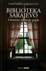 Biblioteka Sarajevo, literarno mjerenje grada