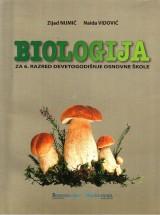 Biologija 6 - Udžbenik za šesti  razred devetogodišnje osnovne škole