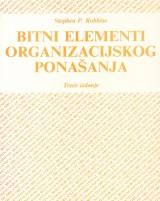Bitni elementi organizacijskog ponašanja