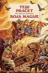 Boja magije