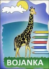 Bojanka - Žirafa