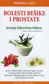 Lečenje lekovitim biljem - Bolesti bešike i prostate